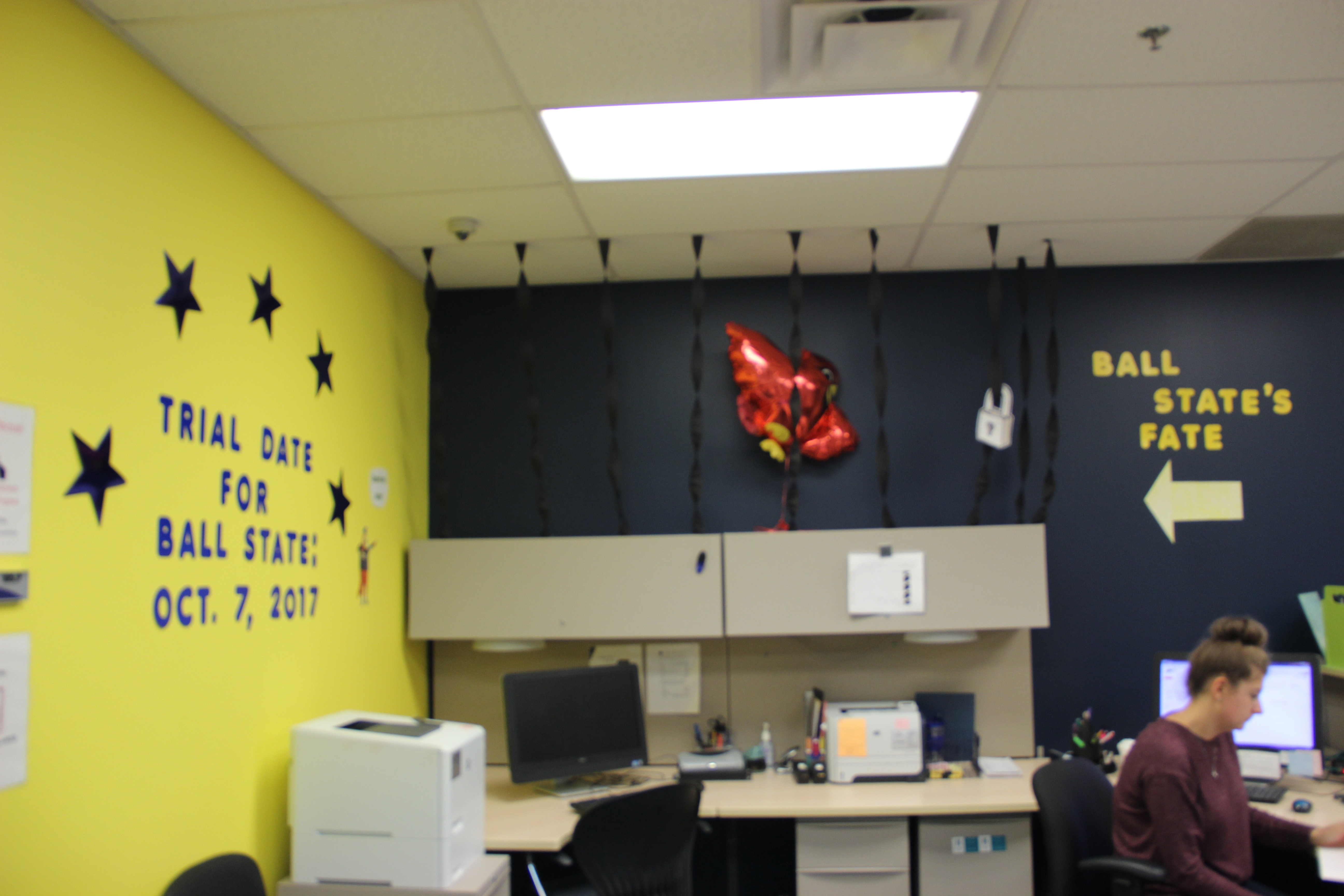 Homecoming Decorating Competition : The University of Akron