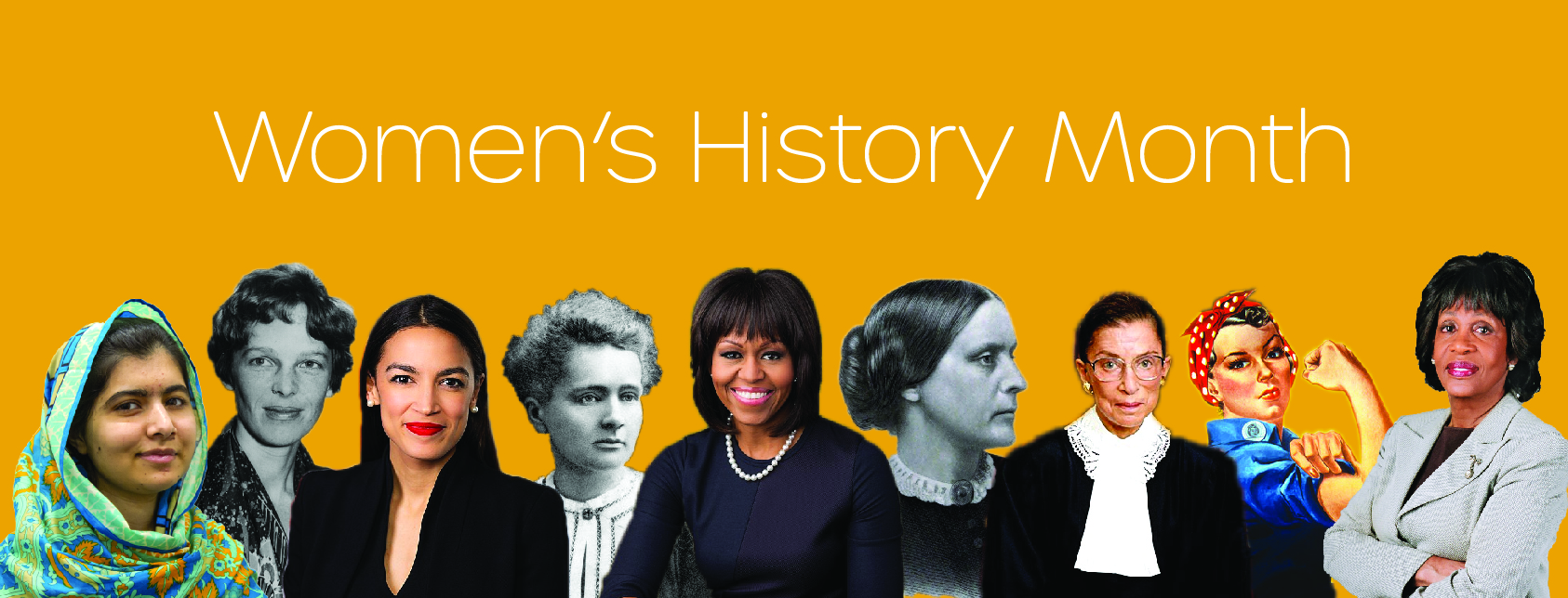 Womens History Month : The University of Akron
