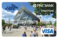 PNC Check Card