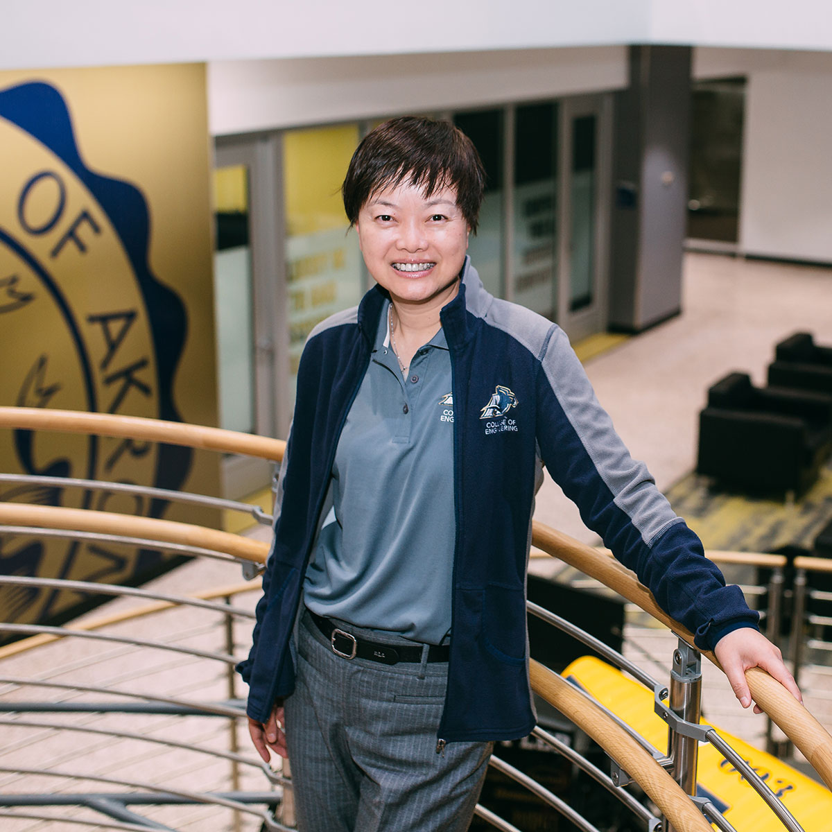 Dr. Julie Zhao, The University of Akron