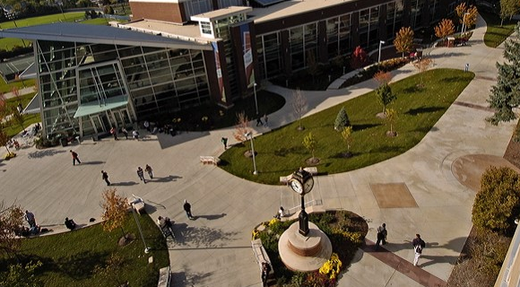 The University of Akron campus resources