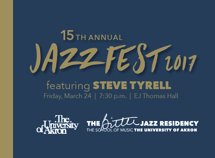 JazzFest 2017 brings songwriting, performance legends to campus March 21-24