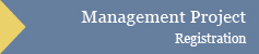 Management Project Sign Up