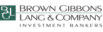 Brown Gibbons Lang & Co.