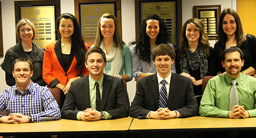 Student Leadership Consultants