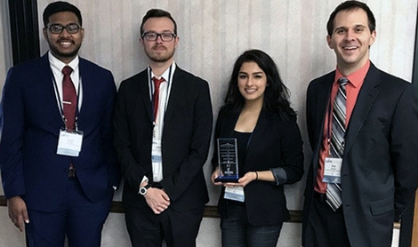 CBA Students are participating in Northeast Ohio's 'Coolest Internship' and Among Those Nominated for 'Best Intern'