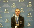 New UA DECA Chapter Brings Home International Competition Award