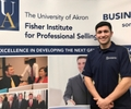 Marketing Student Receives Collegiate Award from Professional Organization
