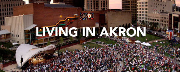 Living and learning in Akron