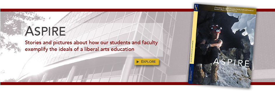 Buchtel College of Arts and Sciences  home page