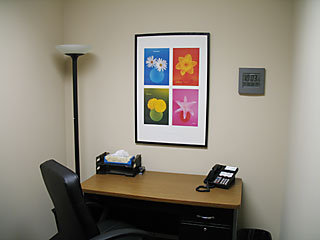Picture of training room
