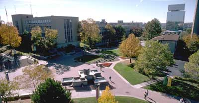 The UA campus