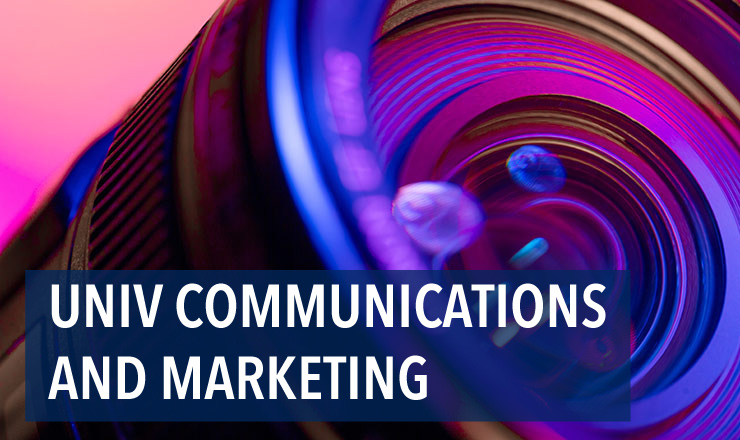 University Communications and Marketing