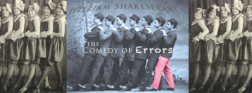 University of Akron Theatre Arts - The Comedy of Errors