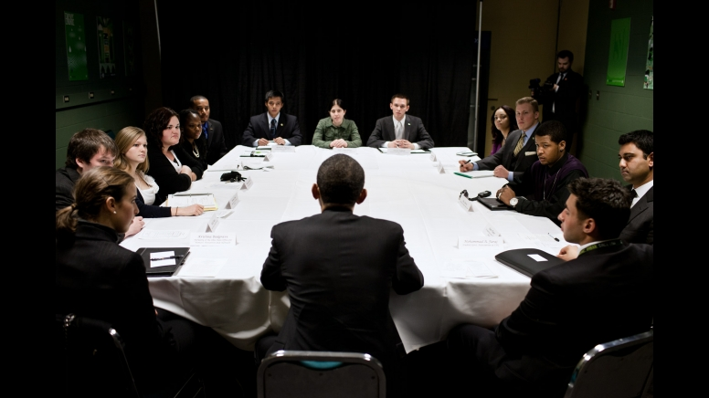 UA shapes discussions at Obama's 'Winning the Future Forum'