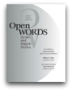 Open Words Spring 2010
