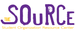 Student Organization Resource Center - SOuRCe