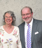 Dr. Sally Slocum and Mr. Dennis Gartman
