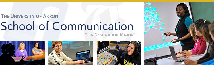 University of Akron's School of Communication