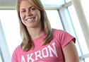 University of Akron Undergraduate student
