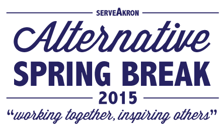 Alternative Spring Break 2015