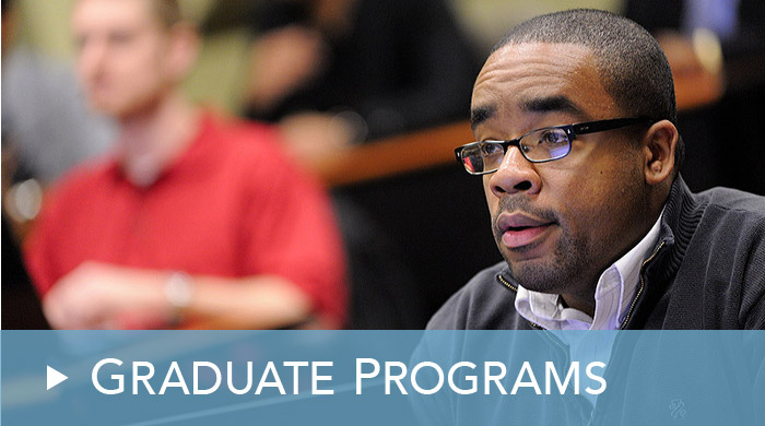 Graduate programs at The University of Akron