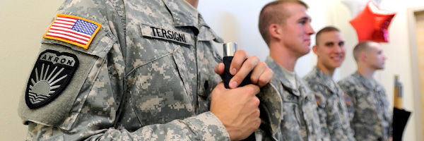 UA veteran students