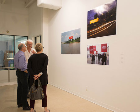 IRWIN Exhibition, 2014
