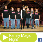 Family Magic Night