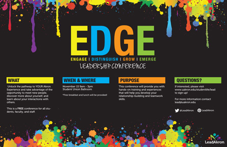 EDGE Leadership Conference