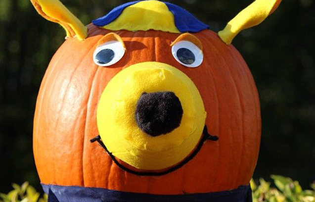 Zippy Pumpkin