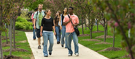 Students-walking
