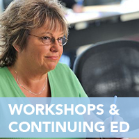 Workshops and continuing education