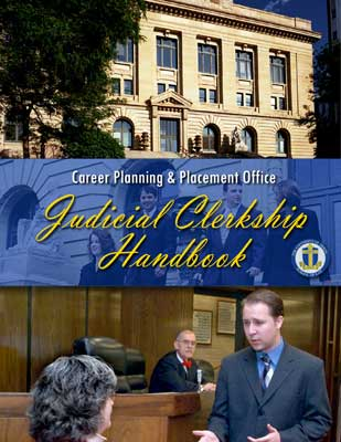 The Judicial Clerkship Handbook for 2012