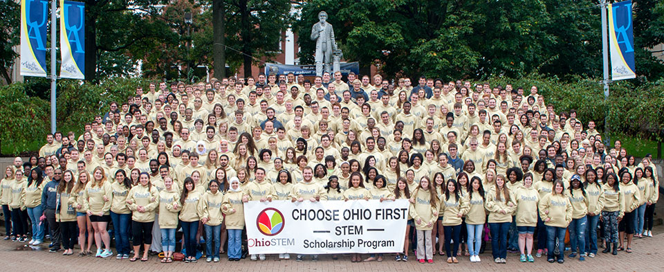 Choose Ohio First | The University of Akron