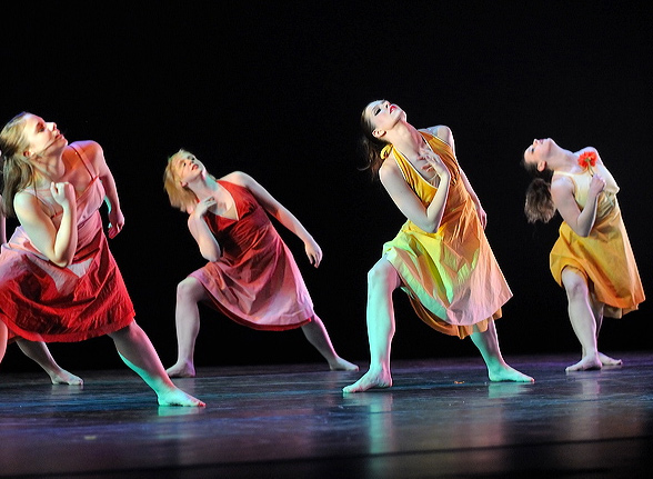 The Dance Program at The University of Akron