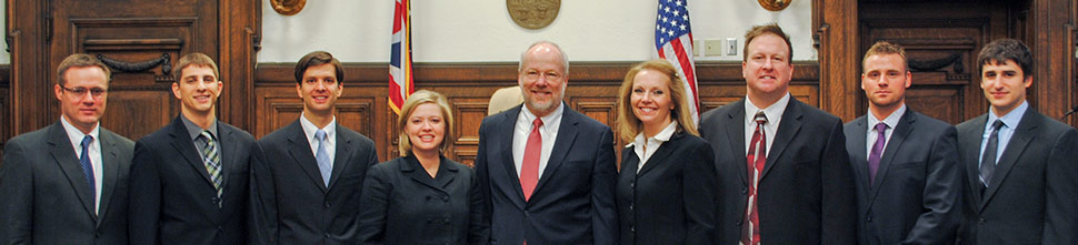Trial Advocacy Team, The University of Akron