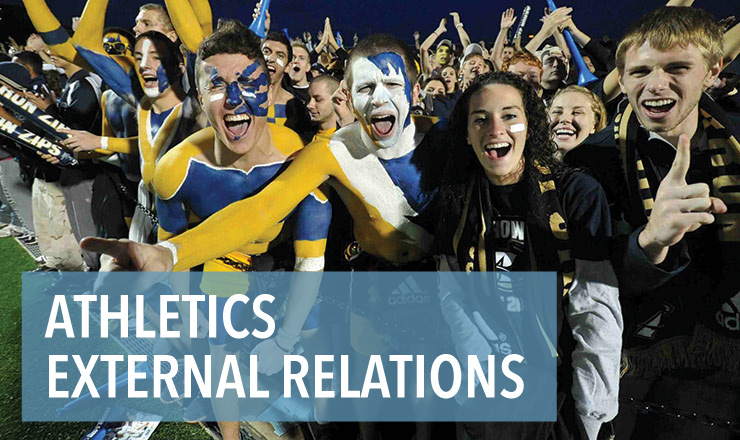 Athletics External Relations