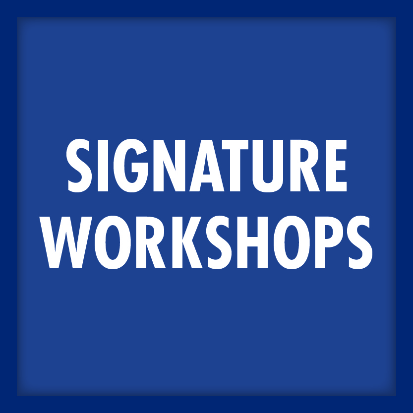 Signature Workshops Button