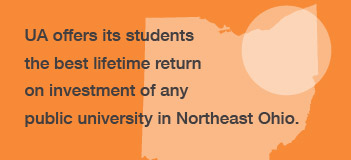 UA offers students the best lifetime return on investment in NEO