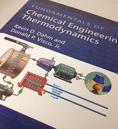 Thermodynamics textbook