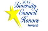 2012 Diversity Council Award Logo