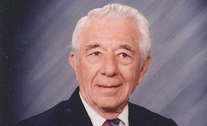 Robert Handelman, College of Engineering donor and graduate