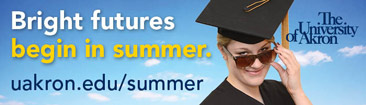 Summer classes at Akron