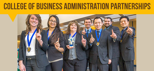College of Business Administration Partnerships