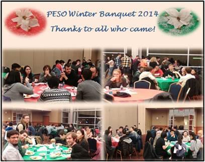 Winter Banquet 2014