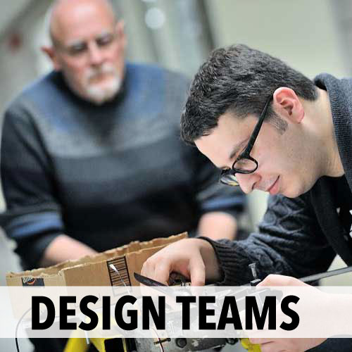 Learn about student desgin teams