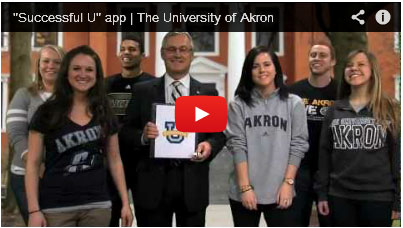Successful U app video