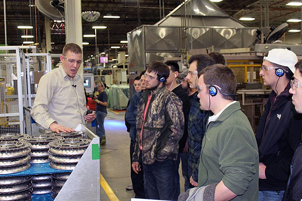 Mechanical Engineering Technology : The University of Akron