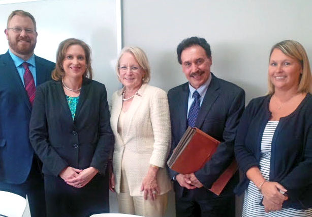 Judy Perry Martinez at The University of Akron School of Law